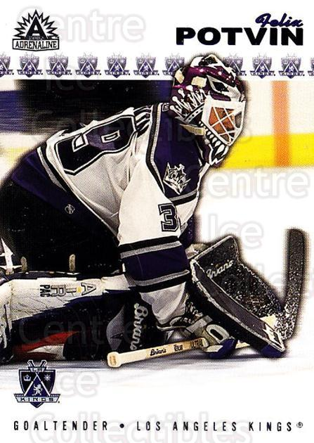 2001-02 Adrenaline Retail #88 Felix Potvin<br/>3 In Stock - $1.00 each - <a href=https://centericecollectibles.foxycart.com/cart?name=2001-02%20Adrenaline%20Retail%20%2388%20Felix%20Potvin...&quantity_max=3&price=$1.00&code=422363 class=foxycart> Buy it now! </a>
