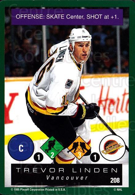 1995-96 Playoff One on One #208 Trevor Linden<br/>7 In Stock - $1.00 each - <a href=https://centericecollectibles.foxycart.com/cart?name=1995-96%20Playoff%20One%20on%20One%20%23208%20Trevor%20Linden...&quantity_max=7&price=$1.00&code=42408 class=foxycart> Buy it now! </a>
