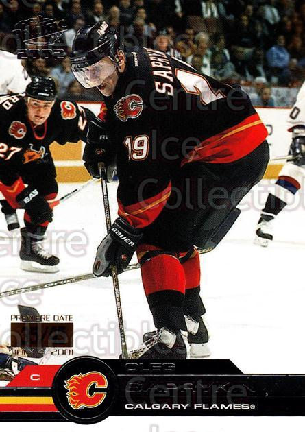 2001-02 Pacific Premiere Date #64 Oleg Saprykin<br/>1 In Stock - $5.00 each - <a href=https://centericecollectibles.foxycart.com/cart?name=2001-02%20Pacific%20Premiere%20Date%20%2364%20Oleg%20Saprykin...&quantity_max=1&price=$5.00&code=424361 class=foxycart> Buy it now! </a>