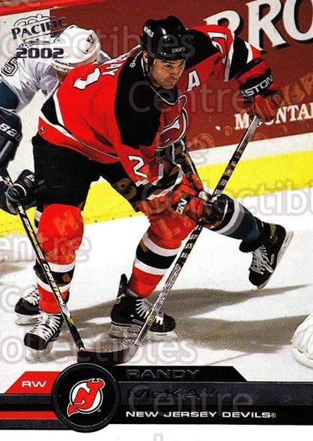 2001-02 Pacific Hobby LTD #233 Randy McKay<br/>1 In Stock - $5.00 each - <a href=https://centericecollectibles.foxycart.com/cart?name=2001-02%20Pacific%20Hobby%20LTD%20%23233%20Randy%20McKay...&quantity_max=1&price=$5.00&code=424578 class=foxycart> Buy it now! </a>