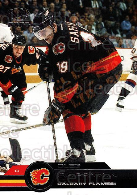 2001-02 Pacific Retail LTD #64 Oleg Saprykin<br/>1 In Stock - $3.00 each - <a href=https://centericecollectibles.foxycart.com/cart?name=2001-02%20Pacific%20Retail%20LTD%20%2364%20Oleg%20Saprykin...&quantity_max=1&price=$3.00&code=425161 class=foxycart> Buy it now! </a>