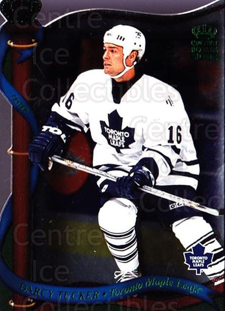 2001-02 Crown Royale Retail #135 Darcy Tucker<br/>6 In Stock - $1.00 each - <a href=https://centericecollectibles.foxycart.com/cart?name=2001-02%20Crown%20Royale%20Retail%20%23135%20Darcy%20Tucker...&quantity_max=6&price=$1.00&code=426070 class=foxycart> Buy it now! </a>