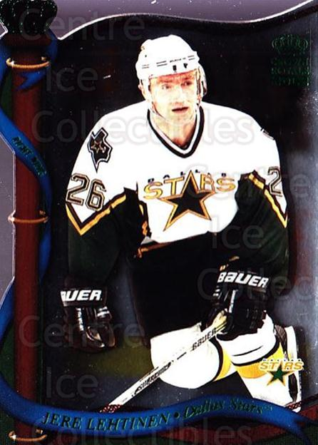 2001-02 Crown Royale Retail #47 Jere Lehtinen<br/>6 In Stock - $1.00 each - <a href=https://centericecollectibles.foxycart.com/cart?name=2001-02%20Crown%20Royale%20Retail%20%2347%20Jere%20Lehtinen...&quantity_max=6&price=$1.00&code=426106 class=foxycart> Buy it now! </a>