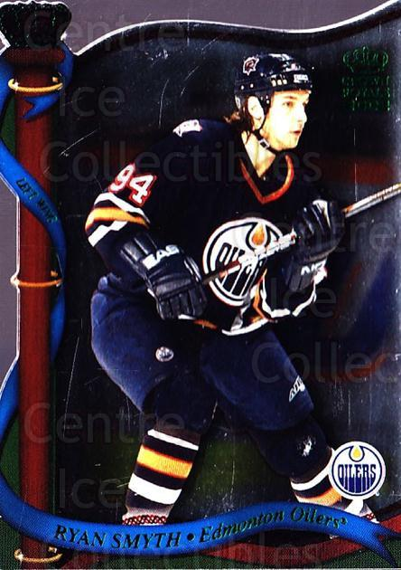 2001-02 Crown Royale Retail #62 Ryan Smyth<br/>3 In Stock - $1.00 each - <a href=https://centericecollectibles.foxycart.com/cart?name=2001-02%20Crown%20Royale%20Retail%20%2362%20Ryan%20Smyth...&quantity_max=3&price=$1.00&code=426116 class=foxycart> Buy it now! </a>