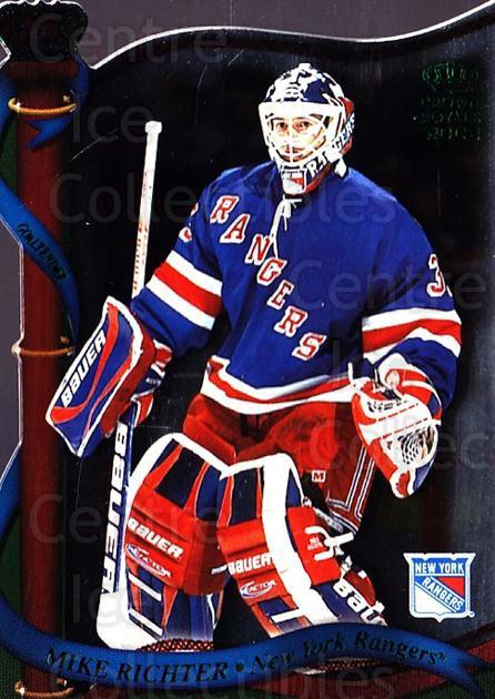 2001-02 Crown Royale Retail #98 Mike Richter<br/>4 In Stock - $1.00 each - <a href=https://centericecollectibles.foxycart.com/cart?name=2001-02%20Crown%20Royale%20Retail%20%2398%20Mike%20Richter...&quantity_max=4&price=$1.00&code=426150 class=foxycart> Buy it now! </a>