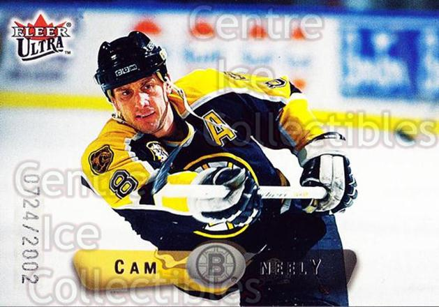 2001-02 Fleer Legacy #5 Cam Neely<br/>1 In Stock - $5.00 each - <a href=https://centericecollectibles.foxycart.com/cart?name=2001-02%20Fleer%20Legacy%20%235%20Cam%20Neely...&quantity_max=1&price=$5.00&code=427063 class=foxycart> Buy it now! </a>
