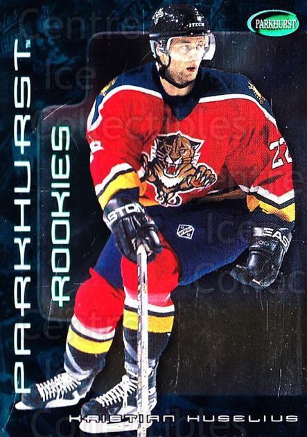 2001-02 Parkhurst #261 Kristian Huselius<br/>1 In Stock - $5.00 each - <a href=https://centericecollectibles.foxycart.com/cart?name=2001-02%20Parkhurst%20%23261%20Kristian%20Huseli...&quantity_max=1&price=$5.00&code=427145 class=foxycart> Buy it now! </a>