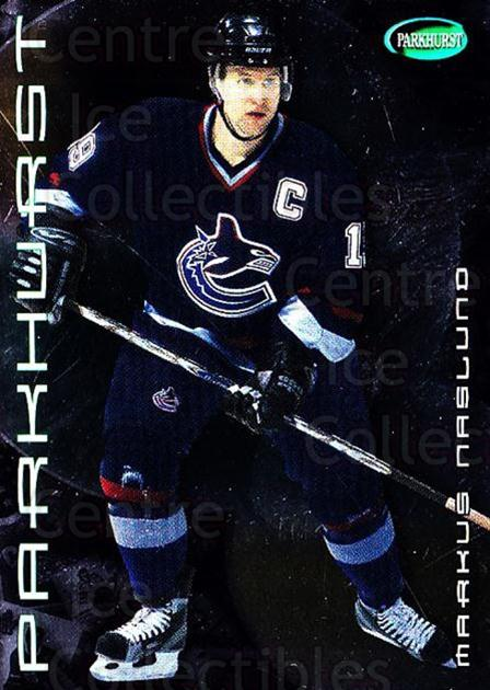 2001-02 Parkhurst Silver #29 Markus Naslund<br/>1 In Stock - $3.00 each - <a href=https://centericecollectibles.foxycart.com/cart?name=2001-02%20Parkhurst%20Silver%20%2329%20Markus%20Naslund...&quantity_max=1&price=$3.00&code=427311 class=foxycart> Buy it now! </a>