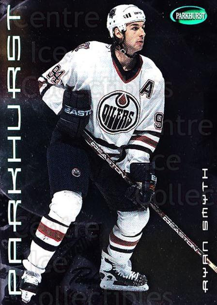 2001-02 Parkhurst Silver #49 Ryan Smyth<br/>2 In Stock - $3.00 each - <a href=https://centericecollectibles.foxycart.com/cart?name=2001-02%20Parkhurst%20Silver%20%2349%20Ryan%20Smyth...&quantity_max=2&price=$3.00&code=427331 class=foxycart> Buy it now! </a>