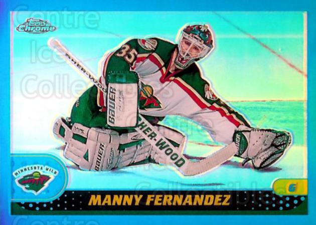 2001-02 Topps Chrome Refractors #120 Manny Fernandez<br/>1 In Stock - $2.00 each - <a href=https://centericecollectibles.foxycart.com/cart?name=2001-02%20Topps%20Chrome%20Refractors%20%23120%20Manny%20Fernandez...&quantity_max=1&price=$2.00&code=427557 class=foxycart> Buy it now! </a>