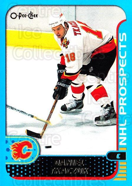 2001-02 O-Pee-Chee #287 Daniel Tkaczuk<br/>1 In Stock - $1.00 each - <a href=https://centericecollectibles.foxycart.com/cart?name=2001-02%20O-Pee-Chee%20%23287%20Daniel%20Tkaczuk...&quantity_max=1&price=$1.00&code=428703 class=foxycart> Buy it now! </a>