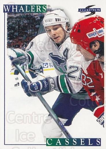 1995-96 Score #136 Andrew Cassels<br/>3 In Stock - $1.00 each - <a href=https://centericecollectibles.foxycart.com/cart?name=1995-96%20Score%20%23136%20Andrew%20Cassels...&quantity_max=3&price=$1.00&code=42872 class=foxycart> Buy it now! </a>