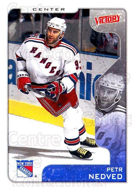 2001-02 UD Victory #234 Petr Nedved<br/>4 In Stock - $1.00 each - <a href=https://centericecollectibles.foxycart.com/cart?name=2001-02%20UD%20Victory%20%23234%20Petr%20Nedved...&quantity_max=4&price=$1.00&code=428942 class=foxycart> Buy it now! </a>