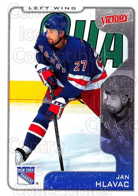 2001-02 UD Victory #236 Jan Hlavac<br/>4 In Stock - $1.00 each - <a href=https://centericecollectibles.foxycart.com/cart?name=2001-02%20UD%20Victory%20%23236%20Jan%20Hlavac...&quantity_max=4&price=$1.00&code=428944 class=foxycart> Buy it now! </a>
