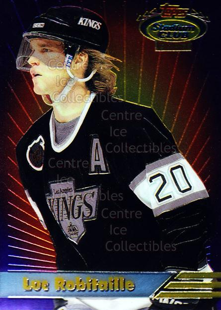 1993-94 Stadium Club Finest #7 Luc Robitaille<br/>14 In Stock - $2.00 each - <a href=https://centericecollectibles.foxycart.com/cart?name=1993-94%20Stadium%20Club%20Finest%20%237%20Luc%20Robitaille...&quantity_max=14&price=$2.00&code=4305 class=foxycart> Buy it now! </a>