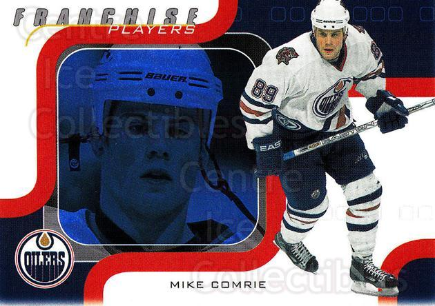 2002-03 BAP Memorabilia Sapphire #212 Mike Comrie<br/>2 In Stock - $5.00 each - <a href=https://centericecollectibles.foxycart.com/cart?name=2002-03%20BAP%20Memorabilia%20Sapphire%20%23212%20Mike%20Comrie...&quantity_max=2&price=$5.00&code=430790 class=foxycart> Buy it now! </a>