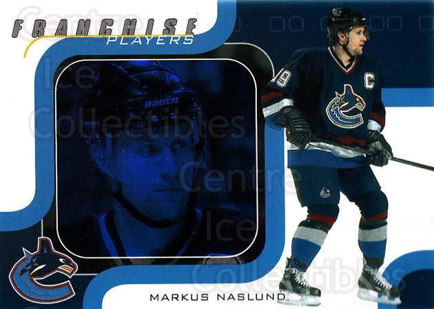 2002-03 BAP Memorabilia Sapphire #229 Markus Naslund<br/>1 In Stock - $5.00 each - <a href=https://centericecollectibles.foxycart.com/cart?name=2002-03%20BAP%20Memorabilia%20Sapphire%20%23229%20Markus%20Naslund...&quantity_max=1&price=$5.00&code=430806 class=foxycart> Buy it now! </a>