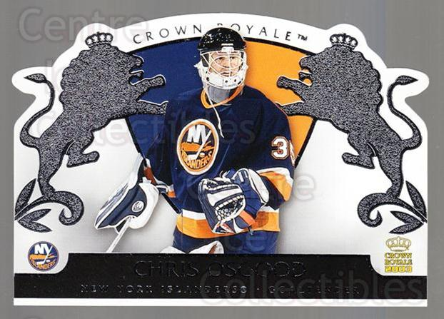 2002-03 Crown Royale Retail #60 Chris Osgood<br/>3 In Stock - $1.00 each - <a href=https://centericecollectibles.foxycart.com/cart?name=2002-03%20Crown%20Royale%20Retail%20%2360%20Chris%20Osgood...&quantity_max=3&price=$1.00&code=431369 class=foxycart> Buy it now! </a>