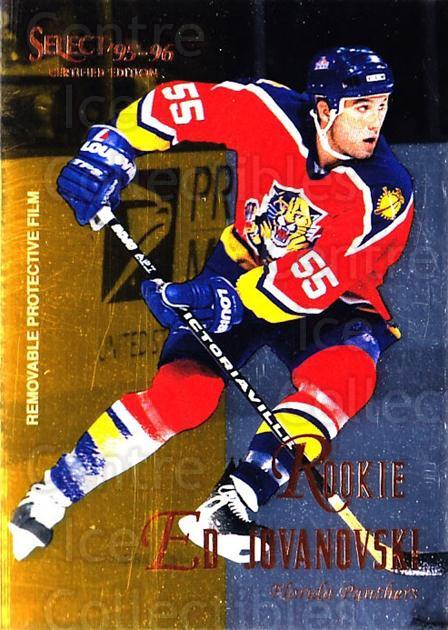1995-96 Select Certified #137 Ed Jovanovski<br/>4 In Stock - $1.00 each - <a href=https://centericecollectibles.foxycart.com/cart?name=1995-96%20Select%20Certified%20%23137%20Ed%20Jovanovski...&quantity_max=4&price=$1.00&code=43137 class=foxycart> Buy it now! </a>