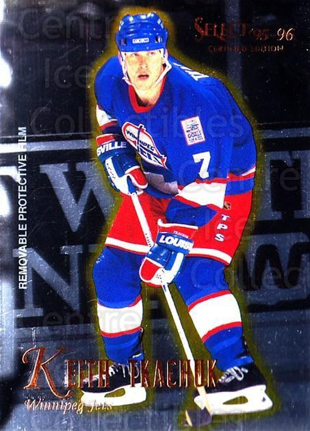 1995-96 Select Certified #37 Keith Tkachuk<br/>5 In Stock - $1.00 each - <a href=https://centericecollectibles.foxycart.com/cart?name=1995-96%20Select%20Certified%20%2337%20Keith%20Tkachuk...&quantity_max=5&price=$1.00&code=43166 class=foxycart> Buy it now! </a>