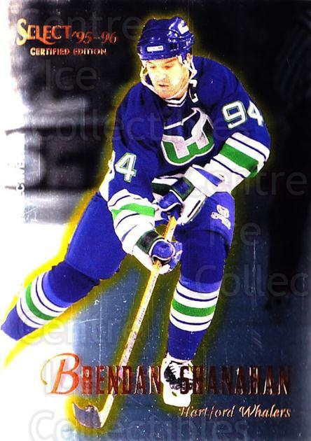 1995-96 Select Certified #64 Brendan Shanahan<br/>5 In Stock - $1.00 each - <a href=https://centericecollectibles.foxycart.com/cart?name=1995-96%20Select%20Certified%20%2364%20Brendan%20Shanaha...&quantity_max=5&price=$1.00&code=43194 class=foxycart> Buy it now! </a>