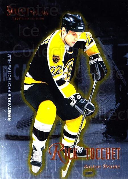 1995-96 Select Certified #98 Rick Tocchet<br/>5 In Stock - $1.00 each - <a href=https://centericecollectibles.foxycart.com/cart?name=1995-96%20Select%20Certified%20%2398%20Rick%20Tocchet...&quantity_max=5&price=$1.00&code=43226 class=foxycart> Buy it now! </a>