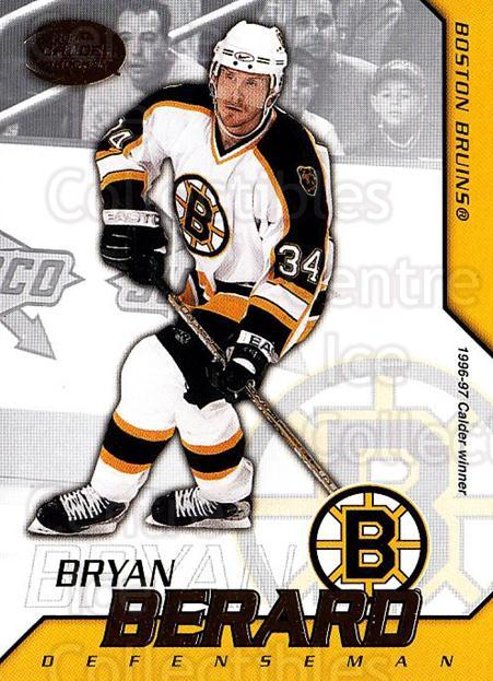 2002-03 Pacific Calder #11 Bryan Berard<br/>6 In Stock - $1.00 each - <a href=https://centericecollectibles.foxycart.com/cart?name=2002-03%20Pacific%20Calder%20%2311%20Bryan%20Berard...&quantity_max=6&price=$1.00&code=432336 class=foxycart> Buy it now! </a>