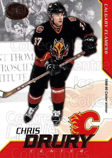 2002-03 Pacific Calder #7 Chris Drury<br/>8 In Stock - $1.00 each - <a href=https://centericecollectibles.foxycart.com/cart?name=2002-03%20Pacific%20Calder%20%237%20Chris%20Drury...&quantity_max=8&price=$1.00&code=432342 class=foxycart> Buy it now! </a>