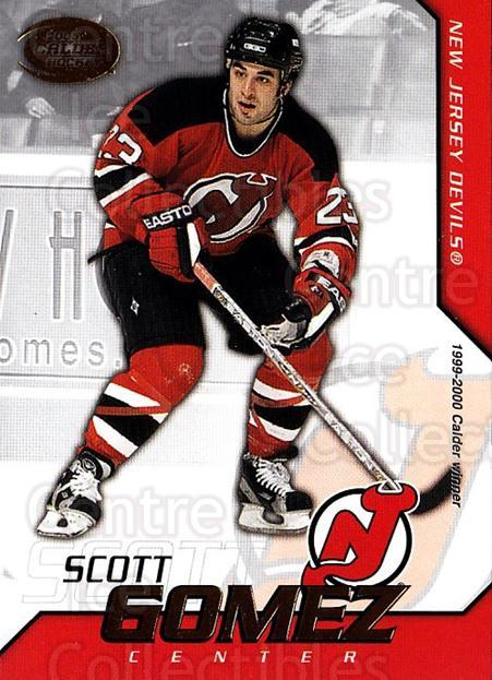 2002-03 Pacific Calder #5 Scott Gomez<br/>7 In Stock - $1.00 each - <a href=https://centericecollectibles.foxycart.com/cart?name=2002-03%20Pacific%20Calder%20%235%20Scott%20Gomez...&quantity_max=7&price=$1.00&code=432351 class=foxycart> Buy it now! </a>