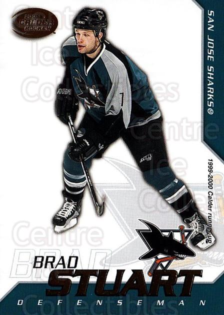 2002-03 Pacific Calder #6 Brad Stuart<br/>8 In Stock - $1.00 each - <a href=https://centericecollectibles.foxycart.com/cart?name=2002-03%20Pacific%20Calder%20%236%20Brad%20Stuart...&quantity_max=8&price=$1.00&code=432352 class=foxycart> Buy it now! </a>