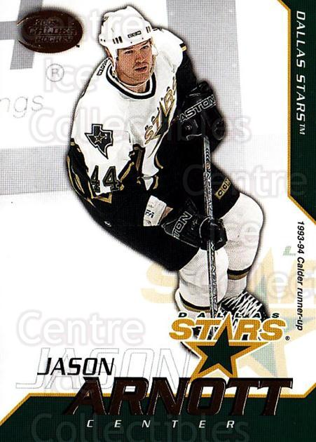 2002-03 Pacific Calder #17 Jason Arnott<br/>8 In Stock - $1.00 each - <a href=https://centericecollectibles.foxycart.com/cart?name=2002-03%20Pacific%20Calder%20%2317%20Jason%20Arnott...&quantity_max=8&price=$1.00&code=432359 class=foxycart> Buy it now! </a>
