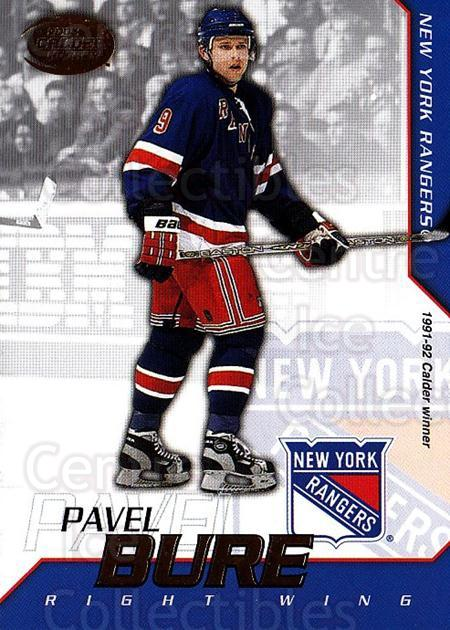 2002-03 Pacific Calder #19 Pavel Bure<br/>6 In Stock - $1.00 each - <a href=https://centericecollectibles.foxycart.com/cart?name=2002-03%20Pacific%20Calder%20%2319%20Pavel%20Bure...&quantity_max=6&price=$1.00&code=432361 class=foxycart> Buy it now! </a>