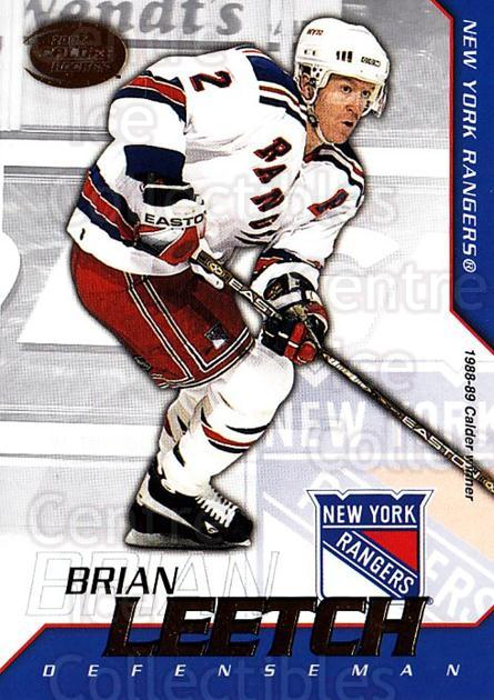 2002-03 Pacific Calder #24 Brian Leetch<br/>7 In Stock - $1.00 each - <a href=https://centericecollectibles.foxycart.com/cart?name=2002-03%20Pacific%20Calder%20%2324%20Brian%20Leetch...&quantity_max=7&price=$1.00&code=432366 class=foxycart> Buy it now! </a>