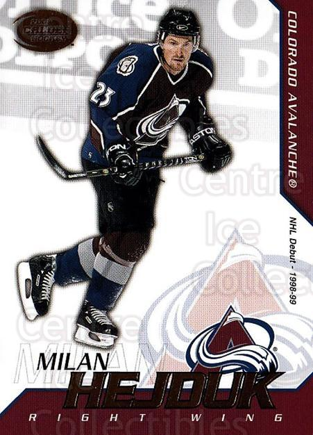 2002-03 Pacific Calder #33 Milan Hejduk<br/>6 In Stock - $1.00 each - <a href=https://centericecollectibles.foxycart.com/cart?name=2002-03%20Pacific%20Calder%20%2333%20Milan%20Hejduk...&quantity_max=6&price=$1.00&code=432374 class=foxycart> Buy it now! </a>