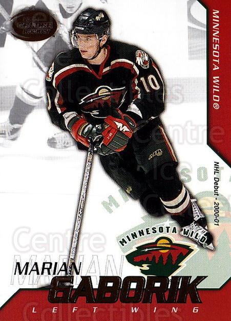 2002-03 Pacific Calder #41 Marian Gaborik<br/>8 In Stock - $1.00 each - <a href=https://centericecollectibles.foxycart.com/cart?name=2002-03%20Pacific%20Calder%20%2341%20Marian%20Gaborik...&quantity_max=8&price=$1.00&code=432381 class=foxycart> Buy it now! </a>