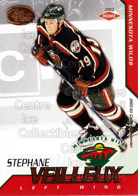 2002-03 Pacific Calder #125 Stephane Veilleux<br/>4 In Stock - $3.00 each - <a href=https://centericecollectibles.foxycart.com/cart?name=2002-03%20Pacific%20Calder%20%23125%20Stephane%20Veille...&quantity_max=4&price=$3.00&code=432460 class=foxycart> Buy it now! </a>
