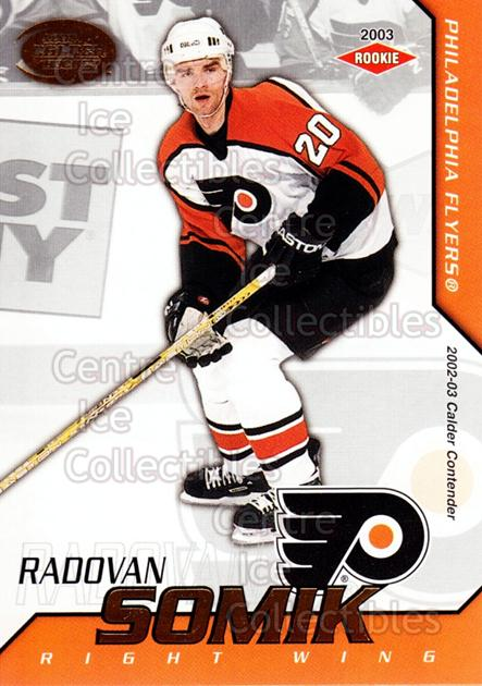 2002-03 Pacific Calder #136 Radovan Somik<br/>4 In Stock - $3.00 each - <a href=https://centericecollectibles.foxycart.com/cart?name=2002-03%20Pacific%20Calder%20%23136%20Radovan%20Somik...&quantity_max=4&price=$3.00&code=432471 class=foxycart> Buy it now! </a>