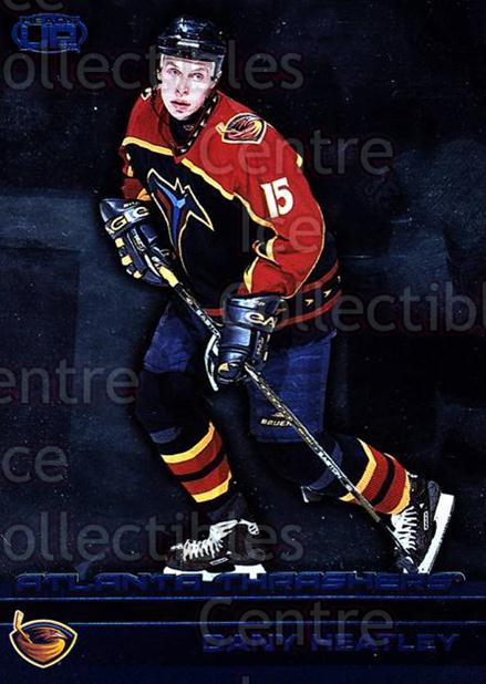2002-03 Heads-Up Blue #4 Dany Heatley<br/>2 In Stock - $3.00 each - <a href=https://centericecollectibles.foxycart.com/cart?name=2002-03%20Heads-Up%20Blue%20%234%20Dany%20Heatley...&quantity_max=2&price=$3.00&code=432546 class=foxycart> Buy it now! </a>