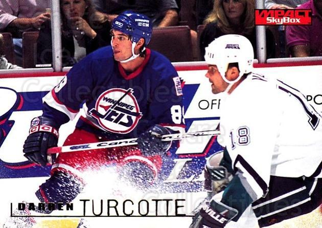 1995-96 SkyBox Impact #186 Darren Turcotte<br/>4 In Stock - $1.00 each - <a href=https://centericecollectibles.foxycart.com/cart?name=1995-96%20SkyBox%20Impact%20%23186%20Darren%20Turcotte...&quantity_max=4&price=$1.00&code=43348 class=foxycart> Buy it now! </a>