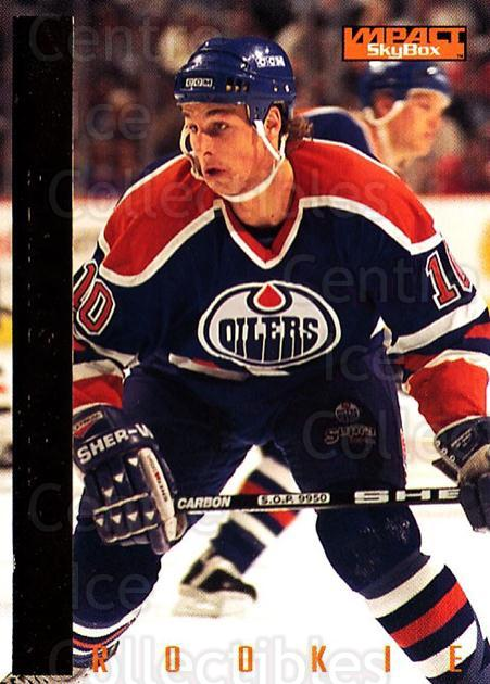 1995-96 SkyBox Impact #198 Ryan Smyth<br/>5 In Stock - $1.00 each - <a href=https://centericecollectibles.foxycart.com/cart?name=1995-96%20SkyBox%20Impact%20%23198%20Ryan%20Smyth...&quantity_max=5&price=$1.00&code=43360 class=foxycart> Buy it now! </a>
