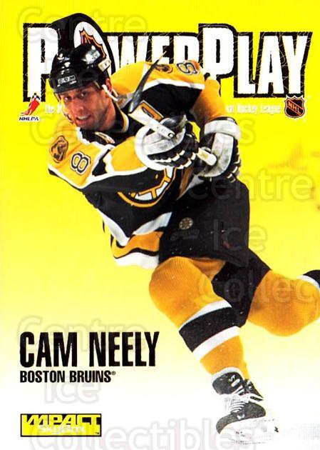 1995-96 SkyBox Impact #238 Cam Neely<br/>4 In Stock - $1.00 each - <a href=https://centericecollectibles.foxycart.com/cart?name=1995-96%20SkyBox%20Impact%20%23238%20Cam%20Neely...&quantity_max=4&price=$1.00&code=43402 class=foxycart> Buy it now! </a>
