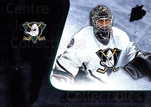 2002-03 Quest for the Cup #1 Jean-Sebastien Giguere<br/>2 In Stock - $1.00 each - <a href=https://centericecollectibles.foxycart.com/cart?name=2002-03%20Quest%20for%20the%20Cup%20%231%20Jean-Sebastien%20...&quantity_max=2&price=$1.00&code=434042 class=foxycart> Buy it now! </a>