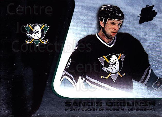 2002-03 Quest for the Cup #3 Sandis Ozolinsh<br/>5 In Stock - $1.00 each - <a href=https://centericecollectibles.foxycart.com/cart?name=2002-03%20Quest%20for%20the%20Cup%20%233%20Sandis%20Ozolinsh...&quantity_max=5&price=$1.00&code=434044 class=foxycart> Buy it now! </a>