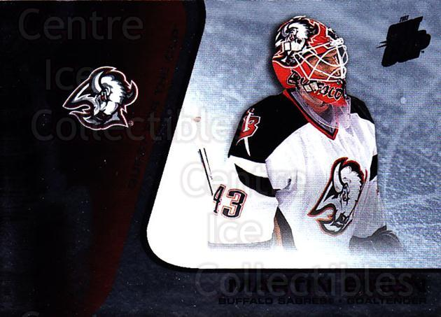 2002-03 Quest for the Cup #9 Martin Biron<br/>4 In Stock - $1.00 each - <a href=https://centericecollectibles.foxycart.com/cart?name=2002-03%20Quest%20for%20the%20Cup%20%239%20Martin%20Biron...&quantity_max=4&price=$1.00&code=434050 class=foxycart> Buy it now! </a>
