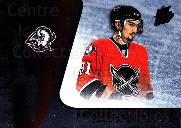 2002-03 Quest for the Cup #10 Miroslav Satan<br/>3 In Stock - $1.00 each - <a href=https://centericecollectibles.foxycart.com/cart?name=2002-03%20Quest%20for%20the%20Cup%20%2310%20Miroslav%20Satan...&quantity_max=3&price=$1.00&code=434051 class=foxycart> Buy it now! </a>
