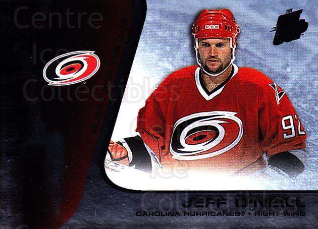 2002-03 Quest for the Cup #15 Jeff O'Neill<br/>4 In Stock - $1.00 each - <a href=https://centericecollectibles.foxycart.com/cart?name=2002-03%20Quest%20for%20the%20Cup%20%2315%20Jeff%20O'Neill...&quantity_max=4&price=$1.00&code=434056 class=foxycart> Buy it now! </a>