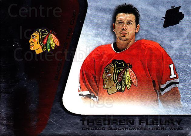 2002-03 Quest for the Cup #17 Theo Fleury<br/>1 In Stock - $1.00 each - <a href=https://centericecollectibles.foxycart.com/cart?name=2002-03%20Quest%20for%20the%20Cup%20%2317%20Theo%20Fleury...&quantity_max=1&price=$1.00&code=434058 class=foxycart> Buy it now! </a>