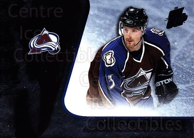2002-03 Quest for the Cup #22 Milan Hejduk<br/>3 In Stock - $1.00 each - <a href=https://centericecollectibles.foxycart.com/cart?name=2002-03%20Quest%20for%20the%20Cup%20%2322%20Milan%20Hejduk...&quantity_max=3&price=$1.00&code=434063 class=foxycart> Buy it now! </a>