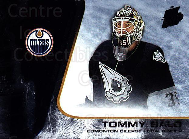 2002-03 Quest for the Cup #39 Tommy Salo<br/>4 In Stock - $1.00 each - <a href=https://centericecollectibles.foxycart.com/cart?name=2002-03%20Quest%20for%20the%20Cup%20%2339%20Tommy%20Salo...&quantity_max=4&price=$1.00&code=434080 class=foxycart> Buy it now! </a>