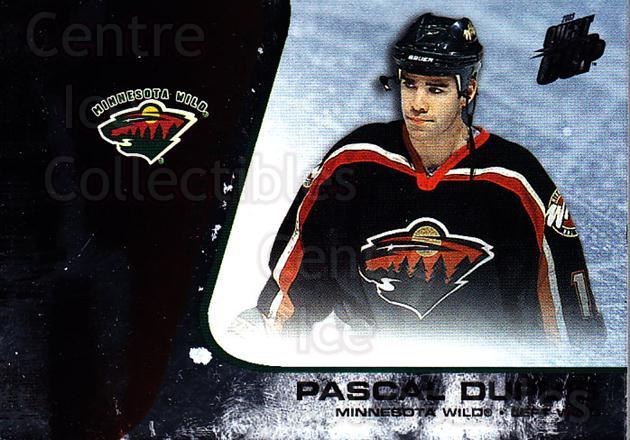 2002-03 Quest for the Cup #46 Pascal Dupuis<br/>3 In Stock - $1.00 each - <a href=https://centericecollectibles.foxycart.com/cart?name=2002-03%20Quest%20for%20the%20Cup%20%2346%20Pascal%20Dupuis...&quantity_max=3&price=$1.00&code=434087 class=foxycart> Buy it now! </a>